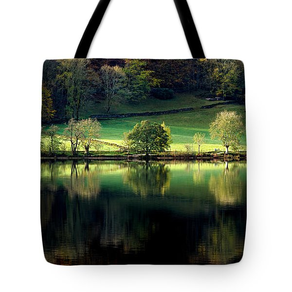 Grasmere Reflections Tote Bag