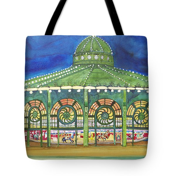 Tote Bag featuring the painting Grasping The Memories by Patricia Arroyo