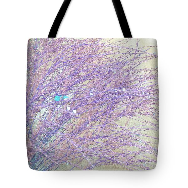 Tote Bag featuring the photograph Grasses Toward The Sun by Lenore Senior