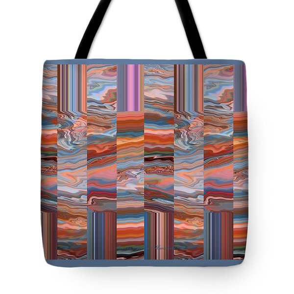 Grate Art - Earth Tones - Abstract Photography Tote Bag