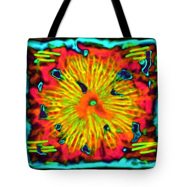Grateful Dead Tote Bag by Alec Drake