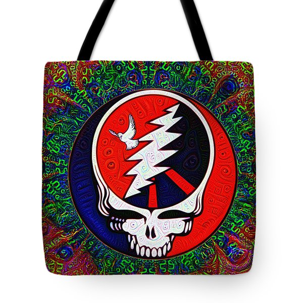 Grateful Dead Tote Bag