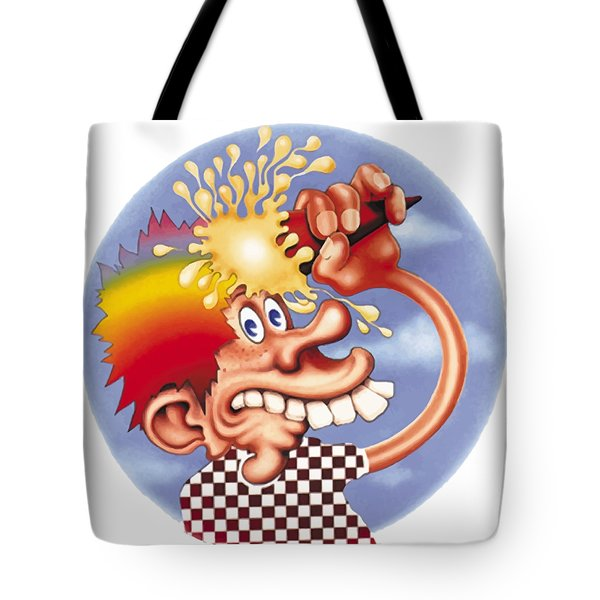 Grateful Dead Europe 72' Tote Bag
