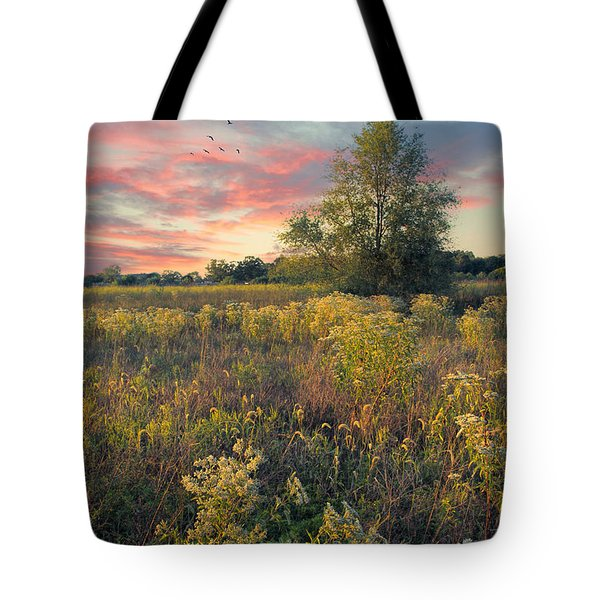Grateful For The Day Tote Bag