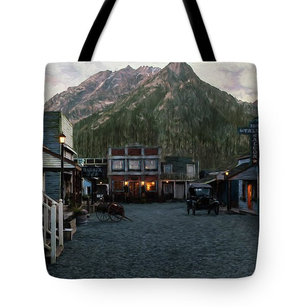 Grateful Heart - Hope Valley Art Tote Bag