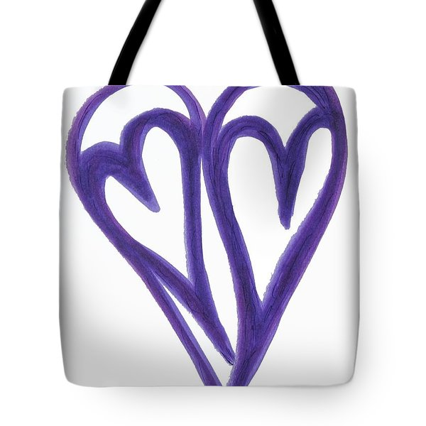 Grateful Heart Thoughtful Heart Tote Bag