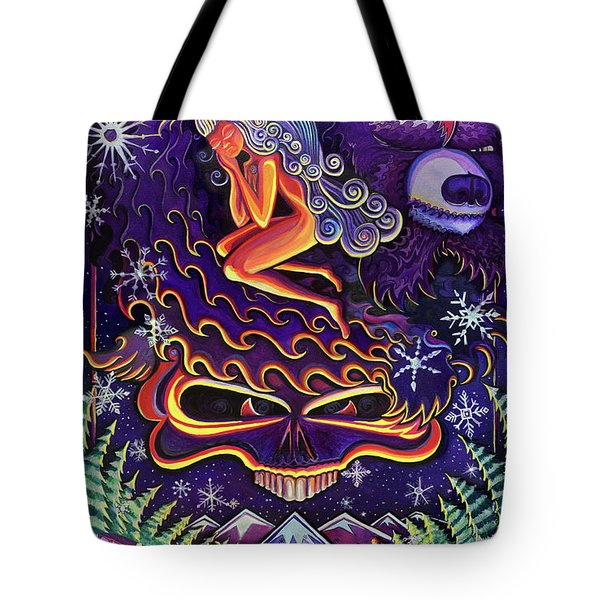 Grateful Nights Tote Bag
