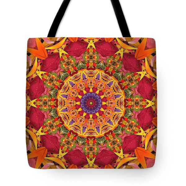 Tote Bag featuring the photograph Gratitude by Bell And Todd