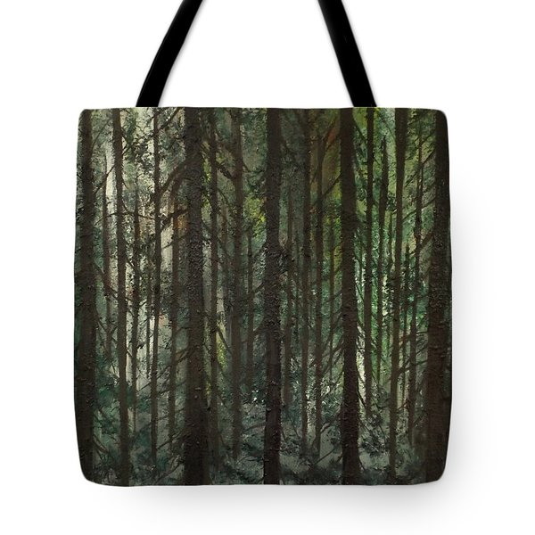 Grave Matters Tote Bag by Lisa Aerts