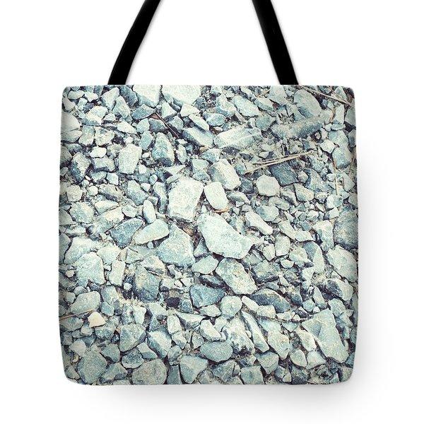 Gravel  Tote Bag