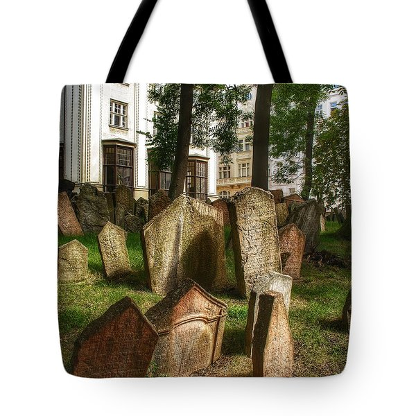 Graveyard Shift I Tote Bag
