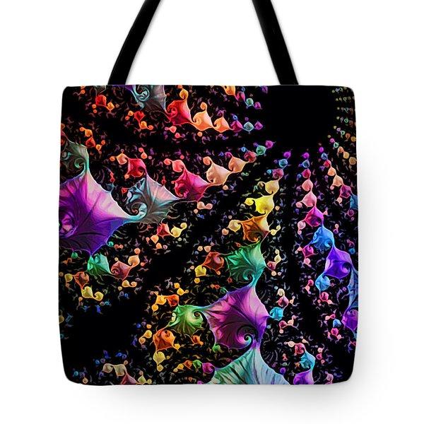 Gravitational Pull Tote Bag