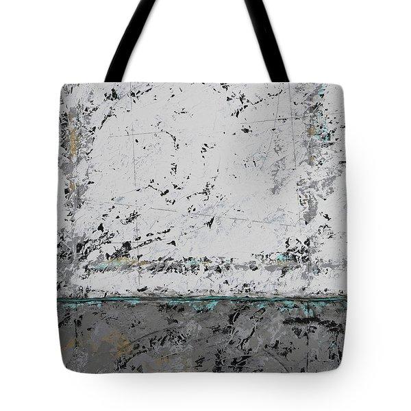 Gray Matters 3 Tote Bag