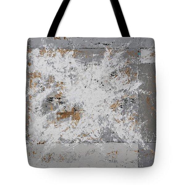 Gray Matters 8 Tote Bag