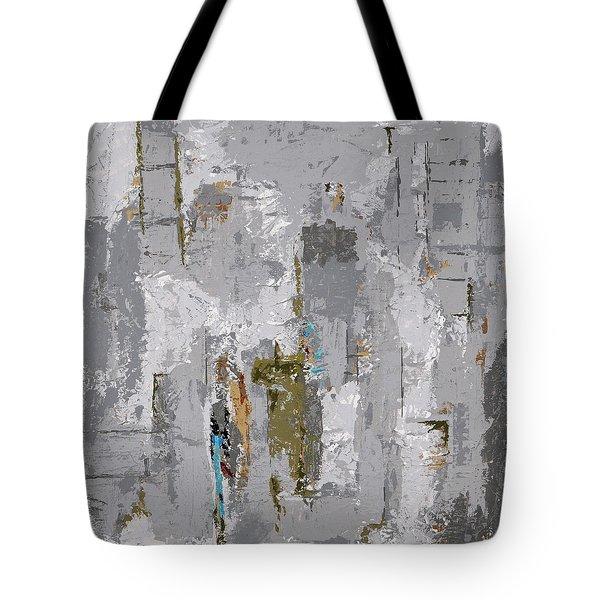 Gray Matters 9 Tote Bag