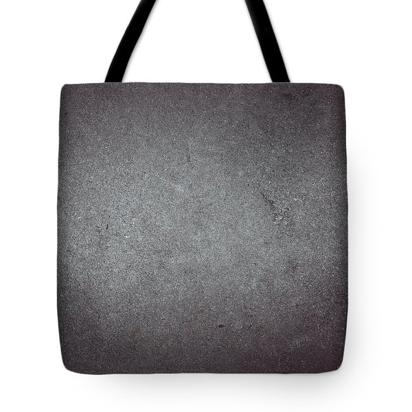 Gray Textured Background Tote Bag by Brandon Bourdages