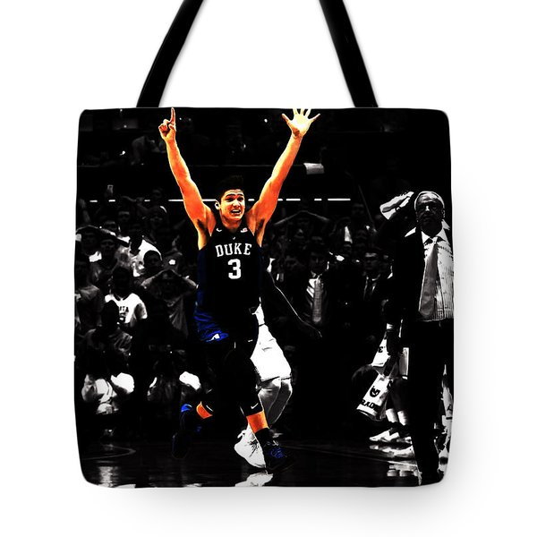 Grayson Allen Tote Bag