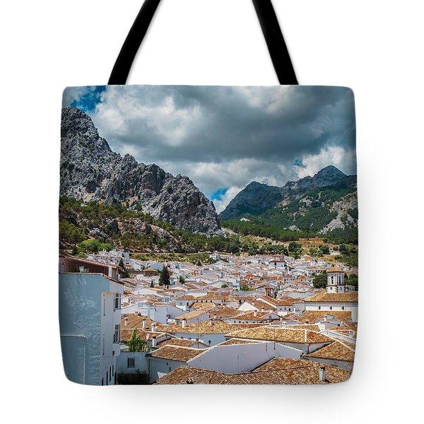 Grazalema Tote Bag