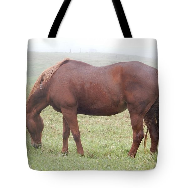 Grazing Again Tote Bag