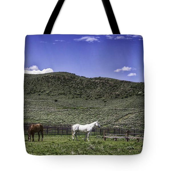 Grazing..... Tote Bag
