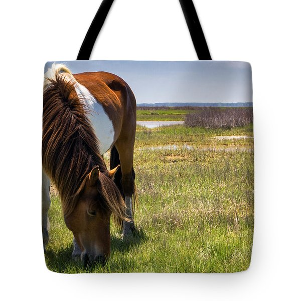 Grazing Tote Bag