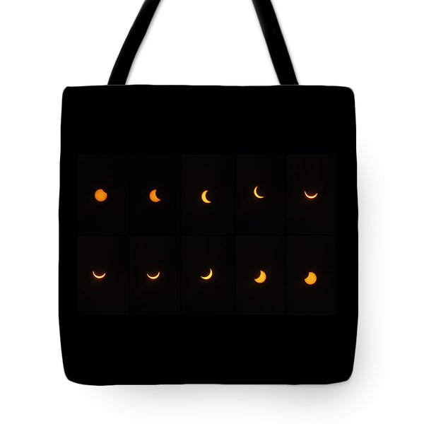 Great American Eclipse 2017 Tote Bag