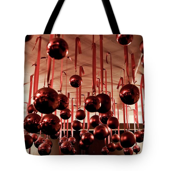 Great Balls Of Macy's Tote Bag