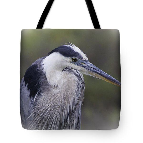 Great Blue Tote Bag