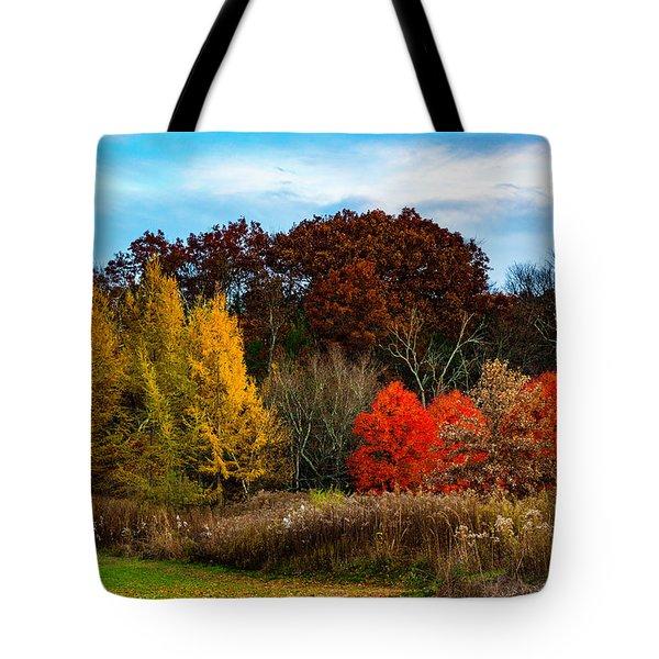 Great Brook Farm Autumn Tote Bag