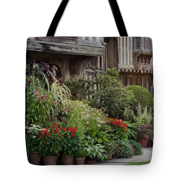 Great Dixter House And Gardens At Sunset 2 Tote Bag