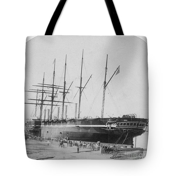 Great Eastern 1858-59 Tote Bag by Granger