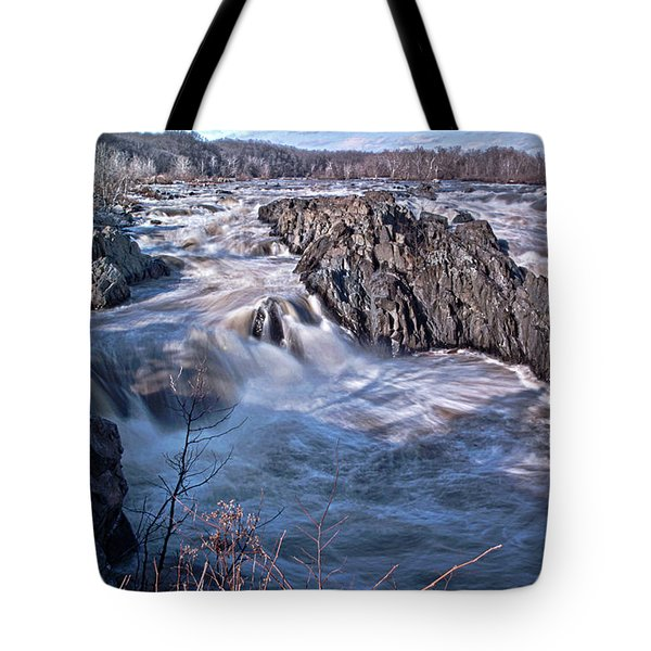 Great Falls Virginia Tote Bag