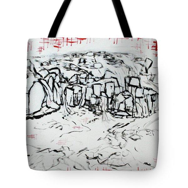Great Falls Waterfall 201752 Tote Bag by Alyse Radenovic