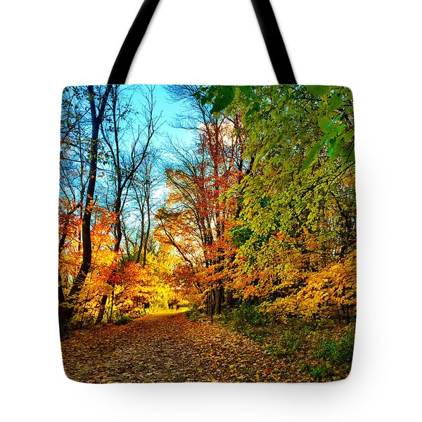 Great Finale Tote Bag