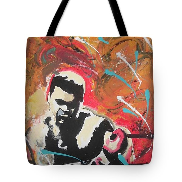 Great Gloves Of Fire Tote Bag