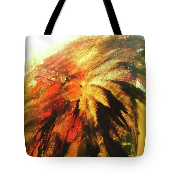 Great Grandfather Spirit Tote Bag