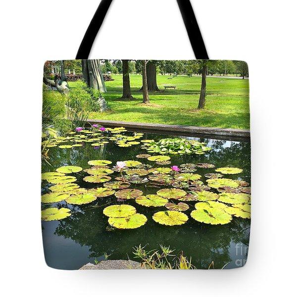 Great Greenery Tote Bag