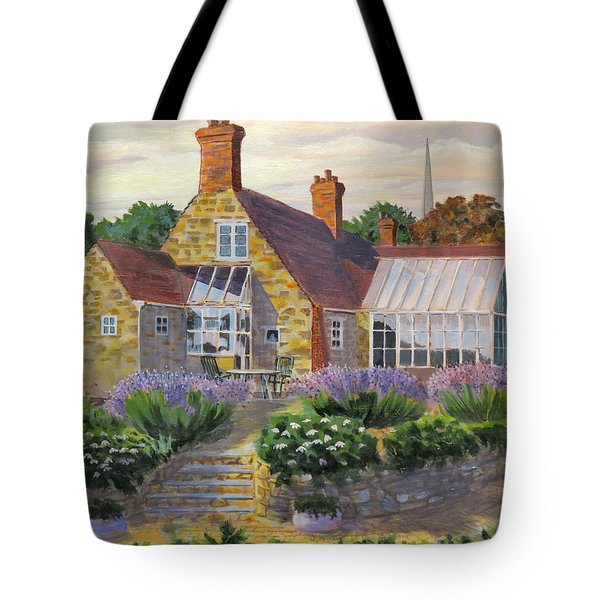 Great Houghton Cottage Tote Bag