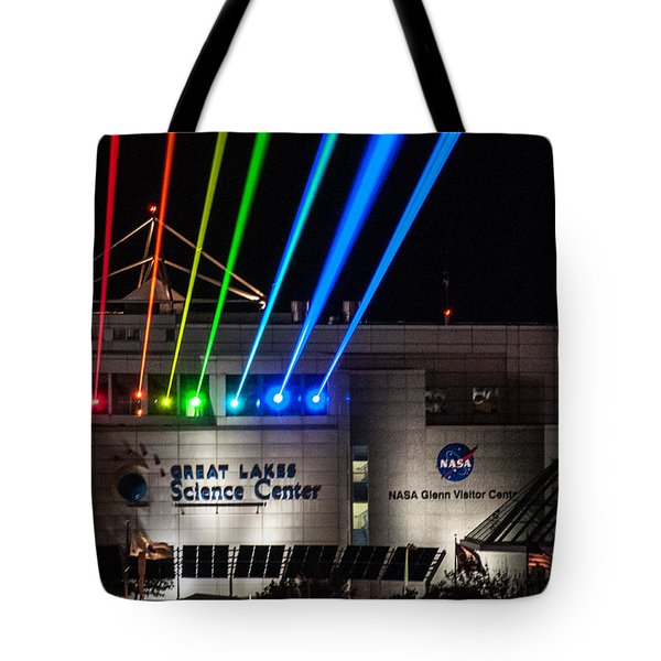 Great Lakes Science Center Tote Bag