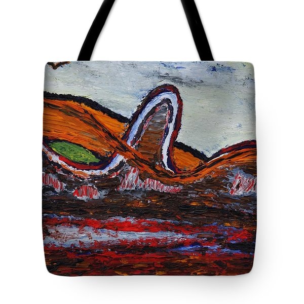 Great Ocean Of Truth... Tote Bag