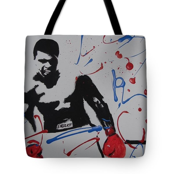 Great Ones Live On Tote Bag