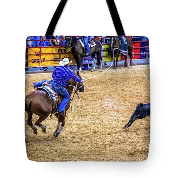 Great Roping Tote Bag
