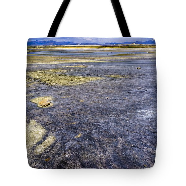 Great Salt Lake Basin Tote Bag
