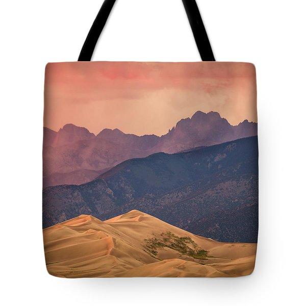 Great Sand Dunes Colorado Tote Bag