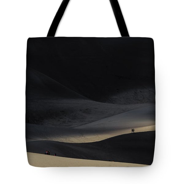 Great Sand Dunes National Park Tote Bag