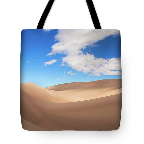 Great Sand Dunes National Park Tote Bag