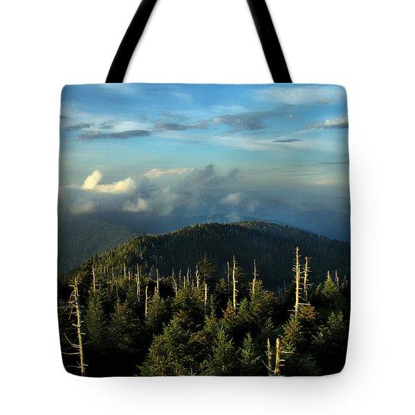Great Smokies Tote Bag
