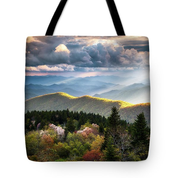 Great Smoky Mountains National Park - The Ridge Tote Bag