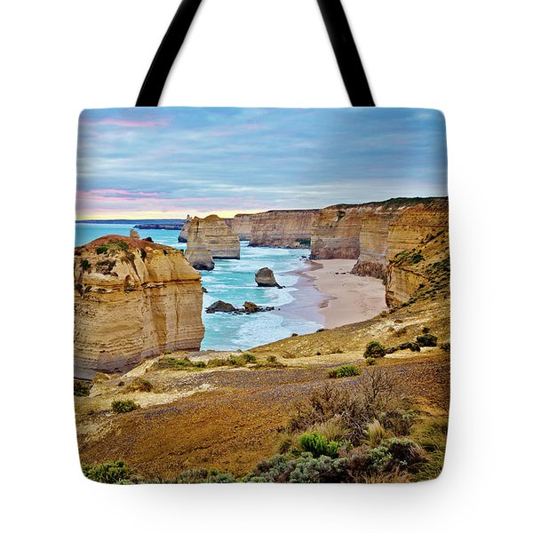 Tote Bag featuring the photograph Great Southern Land by Az Jackson
