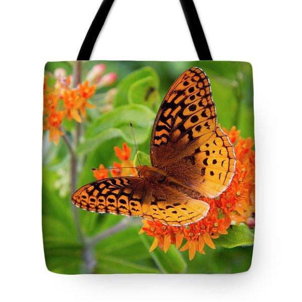 Great Spangled Fritillary I Tote Bag